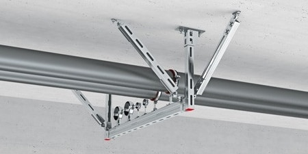 Hilti modular support systems design