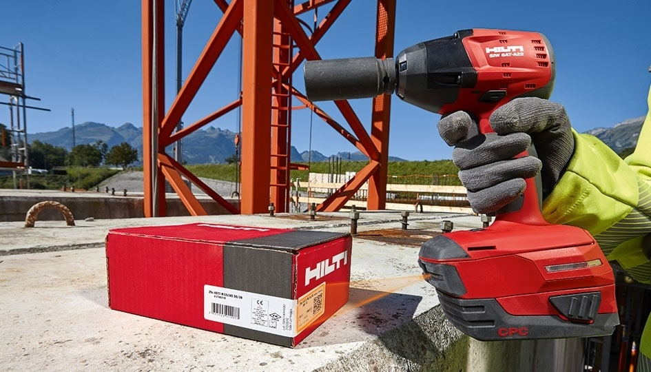 Introducing the SIW 6AT-A22 impact wrench
