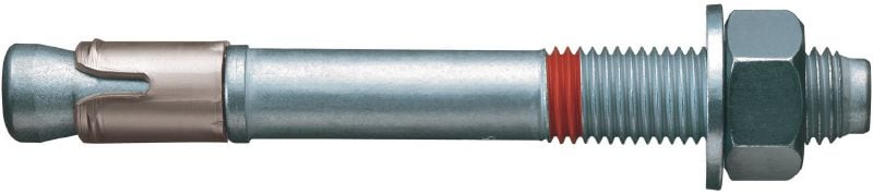 HST High-performance wedge anchor for everyday static and seismic loads in cracked concrete (carbon steel)
